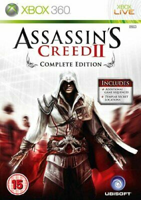 Assassin's Creed II: Complete Edition (Xbox 360) - Game  FQVG The Cheap Fast