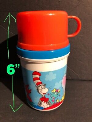 b4684830 Dr Seuss Cat in The Hat Mug Lid With Plastic Cup& Lid SELANDIA ZAK DESIGNS  CUP