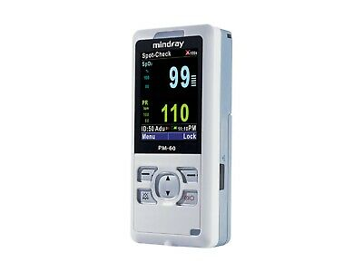 Mindray pm-60 pulse oximeter.RRP 430£!!!