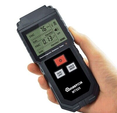 Electromagnetic Radiation Tester Electric Field & Magnetic Field Dosimeter