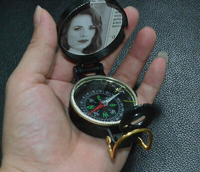 New The Avengers 1:1 Vintage Taylor Engineer's Compass Captain America Compass