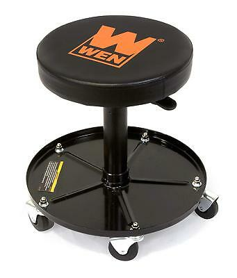 Rolling Mechanic Stool Mechanics Creeper Seat Garage Work Chair Tool Storage New