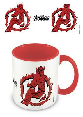 Mug  - 320ml - Marvel Comics - Avengers Endgame shattered Logo - NEUF