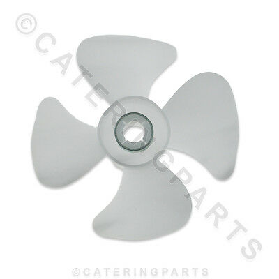 Henny Penny 37434 Plastic Fan Blower Blade For Rotary Bun Warmer Toaster Motor