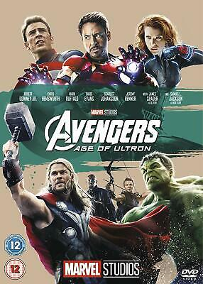 Avengers: Age of Ultron  with  Robert Downey Jr. New (DVD  2015)