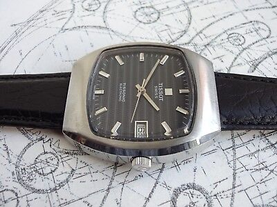 1973 Tissot 'Tissonic Electronic' Tuning Fork Watch ESA9162 F300 Fully Serviced