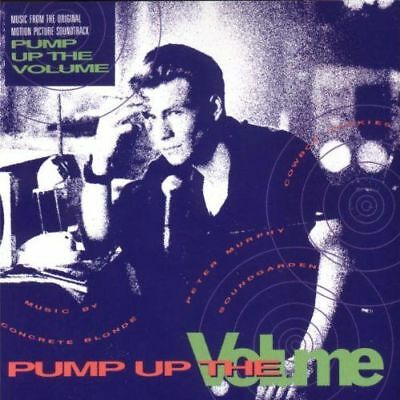 Pump Up The Volume Original Motion Picture Soundtrack CD Album New & Sealed