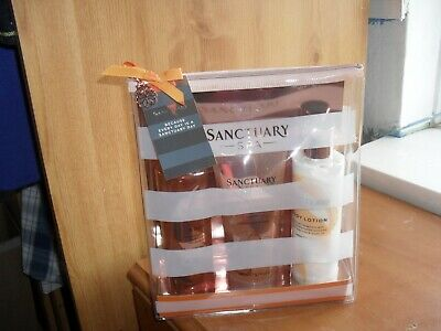 Sanctuary Spa Because Every Day is a Sanctuary Day Gift Set NEW WITH TAGS!