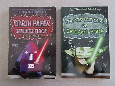 Book of the Week - The Strange Case of Origami Yoda | Origami yoda ... | 300x400