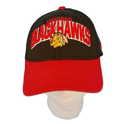 low priced 7d0d3 fe74e Chicago Blackhawks Hat Cap Kids Youth Size NHL Hockey New Era