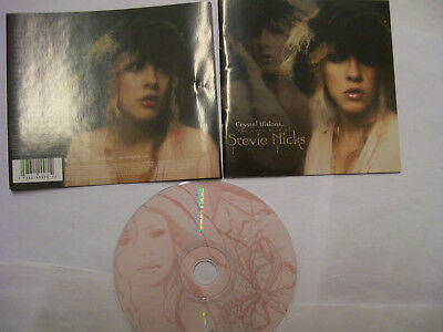 STEVIE NICKS Crystal Visions... The Very Best – 2007 ARGENTINIAN CD – Rock RARE