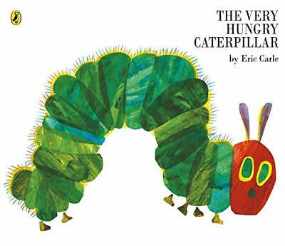 Very Hungry Caterpillar by Eric Carle New Hardback Book