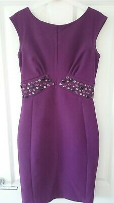 Closet Dress, Purple / Pink - UK Size 8, lovely item, great for any occasion.