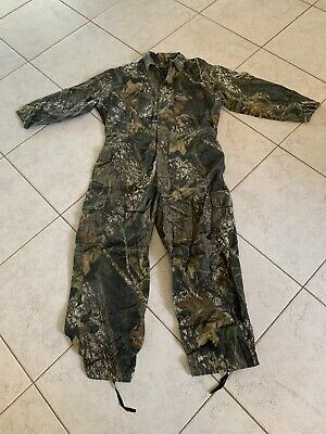 437c3a9d Mens Redhead Advantage Camo Coveralls Non Insulated Hunting Size XL  Camouflage