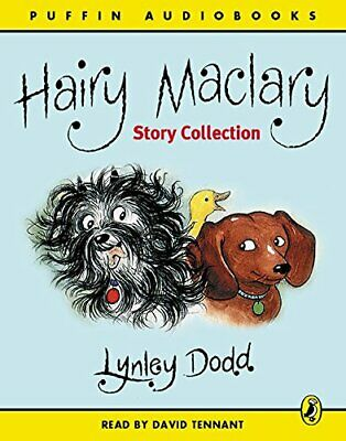 Hairy Maclary Story Collection by Lynley Dodd New CD-Audio Book