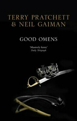 Good Omens by Neil Gaiman New Paperback Book