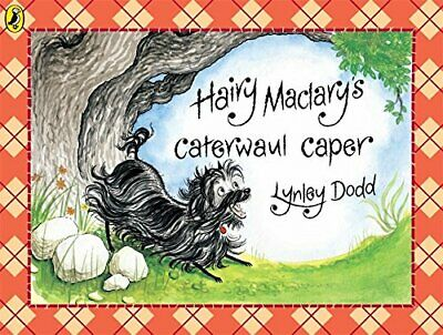 Hairy Maclary's Caterwaul Caper by Lynley Dodd New Paperback Book