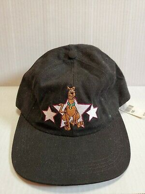 c288346c3 VINTAGE SCOOBY DOO hat cap rare 90s Hannah Barbera Cartoon shaggy ...