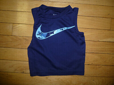 Nike Baby Boys Top Size 18 Months Blue Nice