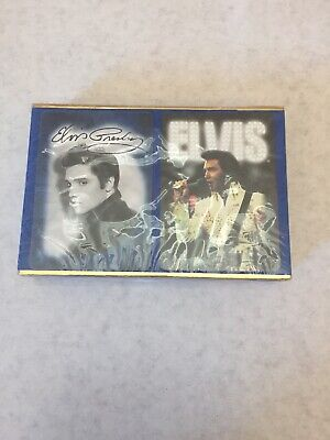 Elvis Presley  Playing Cards 2 Decks New & Sealed