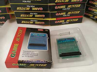 Game Hunter - Game Enhancer - Booster Cheat Codes PSX Playstation