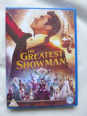 The Greatest Showman (2018 Dvd) Family Fun Musical