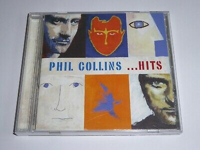 Phil Collins - Greatest Hits - GENUINE CD ALBUM -EXCEL CONDIT - The Very Best Of