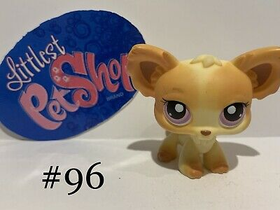 Authentic Littlest Pet Shop - Hasbro LPS - CHIHUAHUA #96