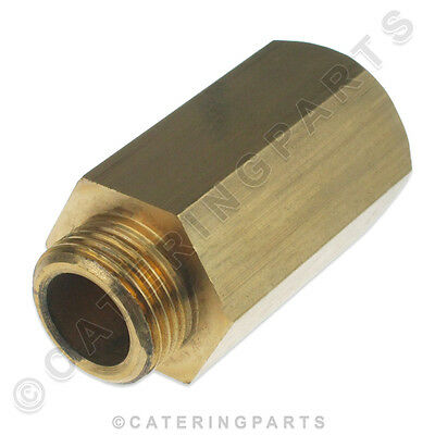 Burco 083304300 Brass Pipe Tube Tap Extension Piece Automatic Hot Water Boiler
