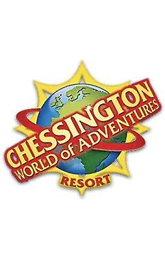 Chessington World Of Adventures: The Sun 2 x Tickets - Thursday July 11th 2019