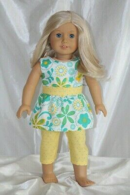 Dress Outfit fits 18inch American Girl Doll Clothes Lot Pants