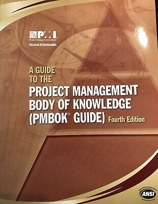 PMI - Guide to Project Management Body of Knowledge (PMBOK Guide) - 4th Edition