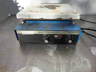 Allied Fisher Scientific Co Hot Plate Magnetic Stirrer
