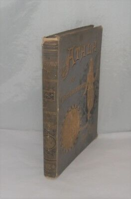 Antique Gustave Dore Illustrated Book Atala By Chateaubriand Cassell 1884