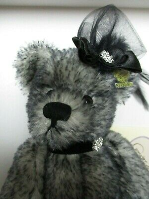 Dolls & Bears Annette Funicello Miss Kitty Mohair Bear Limited Edition 5000