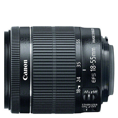 NEW Canon EF-S 18-55mm f/3.5-5.6 IS STM Lens (NOT in Retail Box)