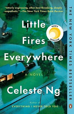 Little Fires Everywhere: A Novel (2019, Paperback) by Celeste Ng