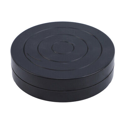 DIY Pottery Wheel Plastic Turntable Pottery Clay Sculpture Tool 360 Rotation JJ