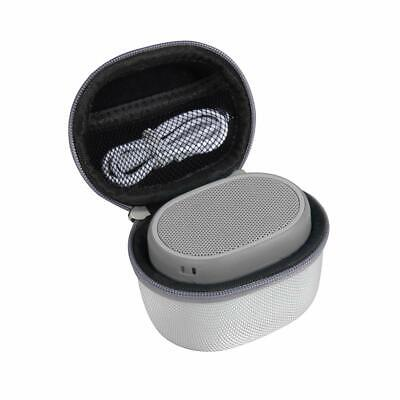 Hermitshell Travel Case Fits Sony XB01 Bluetooth Compact Portable Speaker(Gray)