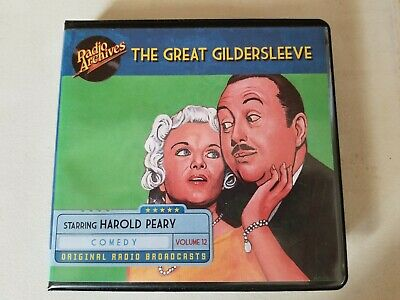 The Great Gildersleeve - Volume 12 (Radio Archives) 6 CDs