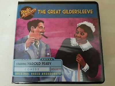The Great Gildersleeve - Volume 17 (Radio Archives) 6 CDs