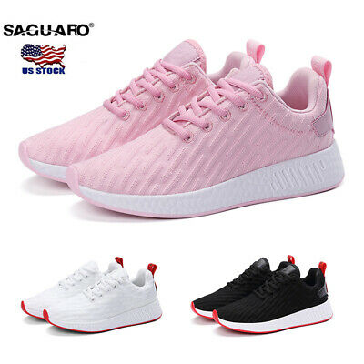 SAGUARO Trainers Running Gym Fitness Lightweight Walking Mens Womens Shoes #C102