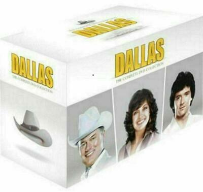 Dallas The Complete TV Series Season 1-14 DVD Plus 3 Movies Box Set Sealed NEW