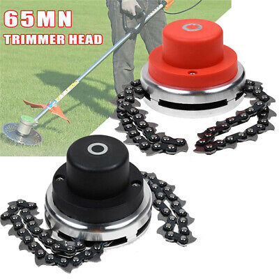 Tools High Quality Lawn Mower Chain Brushcutter Trimmer Head Coil Garden Grass Trimmer Perfect In Workmanship