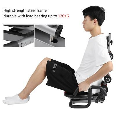 Abdominal Twister Trainer Adjustable Incline Chair Workout Equipment Ab Exercise