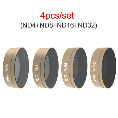 For DJI OSMO ACTION Sports Camera Repair Part UV/CPL/ND/STAR Lens Filter Sets