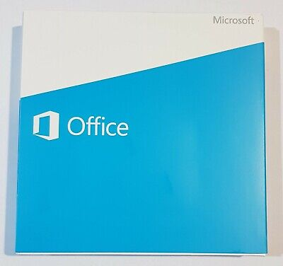 Microsoft Office Home & Business 2013 DVD + Product Key, Retail, 1PC