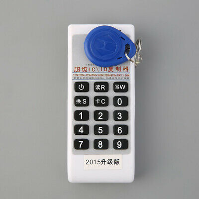 Handheld ID IC Card Copier/Writer/Readers/Duplicator With 10PCS ID Tags Cards