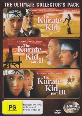 The Karate Kid Trilogy (The Karate Kid (1984) / The Karate Kid: Part [New Dvd]