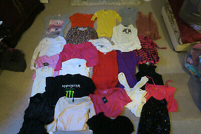 25x tops size 8-10 bundle New Look, Zara, H&M, Lee Cooper, Next, Primark, M&S